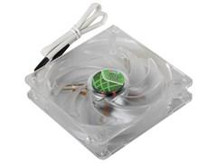 (1012234) Вентилятор Titan TFD-12025GT12Z/LD1 120x120x25 3-pin 16dB 166gr LED Ret