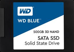 (1012260) Накопитель SSD WD Original SATA III 500Gb WDS500G2B0A WD Blue