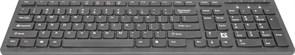 (1012244) Беспроводная клавиатура ULTRAMATE SM-535 RU BLACK 45535 DEFENDER