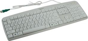 (1012226) Клавиатура Gembird KB-8350U, USB, бежевый, лазерная гравировка символов