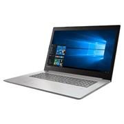"(1012286) Ноутбук Lenovo IdeaPad 320-17AST 17.3"" серый E2 9000, 4Gb, 500Gb, AMD Radeon R2, 17.3"", HD+ (1600x900), Windows 10, grey, WiFi, BT, Cam"