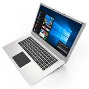 """(1012285) Ноутбук Digma EVE 605 15.6"""" серебристый Atom X5 Z8350, 4Gb, SSD32Gb, Intel HD Graphics 400, 15.6"""", IPS, FHD (1920x1080), Windows 10 Home Multi Language 64, silver, WiFi, BT, Cam, 10000mAh"""