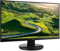"(1012291) Монитор Acer 27"" K272HLEbid черный VA LED 4ms 16:9 DVI HDMI матовая 300cd 1920x1080 D-Sub FHD 5кг"