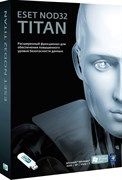 (1012327) ПО Eset NOD32 NOD32 TITAN version 2 3 ПК 1 год Base Box (NOD32-EST-NS(BOX2)-1-1)