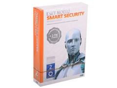 (1012326) ПО Eset NOD32 Smart Security Platinum Edition 3 ПК 2 годa Box (NOD32-ESS-NS(BOX)-2-1)