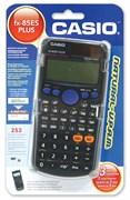 (1012309) Калькулятор научный Casio FX-85ES PLUS черный 12-разр.