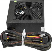 (1012360) Блок питания Accord ATX 1500W GOLD ACC-1500W-80G 80+ gold (24+4+4pin) APFC 140mm fan 8xSATA RTL