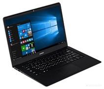 "(1012358) Ноутбук Digma EVE 1401 14.1"" черный/серебристый Atom X5 Z8350, 2Gb, SSD32Gb, Intel HD Graphics 400, 14.1"", TN, HD (1366x768), Windows 10 Home Multi Language 64, black, silver, WiFi, BT, Cam, 8000mAh"