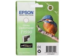 (1012356) Картридж струйный Epson T1590 C13T15904010 оптимизатор глянца (17мл) для Epson St Ph R2000