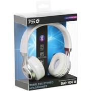 (1012382) Гарнитура Bluetooth BLACK FOX  BAH006W (Цвет-белый)