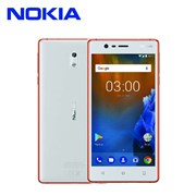 "(1012379) Смартфон  NOKIA 3 DS COPPER, MT6737x4, 2Gb, 16Gb, 5"" (1280x720) Gorilla Glass, Android 7.1, 3G, 4G/LTE, WiFi, GPS, BT, Cam, 2630mAh (11NE1R01A07)"