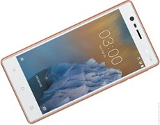 "(1012377) Смартфон Nokia 2 DS COPPER,  Snapdragon 212х4, 1Gb, 8Gb,  5"" (1280x720) Gorilla Glass, Android 7.1, 3G, 4G/LTE, WiFi, GPS, BT, Cam, 4100mAh  (11E1MM01A03)"