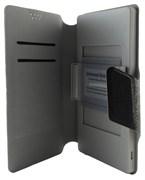 """(1012509) Универсальный чехол-флип Smarterra SlideUP Frame Размер E: 5,3""""-5,6"""" (Черный )"""