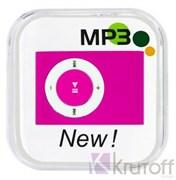 (1012425) MP3-плеер с поддержкой карт microSD (pink) вариант 1