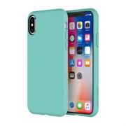 (1012416) Чехол NT силиконовый для iPhone X (ocean blue) 22