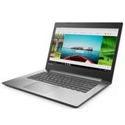 "(1012519) Ноутбук Lenovo IdeaPad 320-17IKB 17.3"" серый Core i3 7130U, 8Gb, 1Tb, nVidia GeForce 940MX 2Gb, 17.3"", HD+ (1600x900), Windows 10, grey, WiFi, BT, Cam"