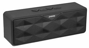 (1012529) Колонка портативная Digma S-30 черный 6W, Bluetooth, FM, USB, microSD, AUX INPUT.