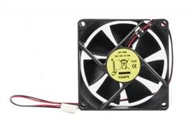 (1012547) Вентилятор Gembird FANPS, 80x80x25, втулка, 2 pin, провод 30 см