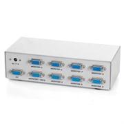 (1012562) Разветвитель сигнала VGA на 8 мониторов (Gembird/Cablexpert)  GVS128
