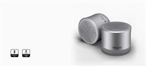 (1012578) Колонки Deppa Speaker Alum Solo, 1x5W, BT4.1, AUX, алюм. корпус, графит