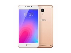 (1012571) Смартфон MEIZU M6 Gold, 5.2'' 1280x720, 1.0GHz+1.5GHz, 8 Core, 3GB RAM, 32GB, up to 128GB flash, 13Mpix/8Mpix, 2 Sim, 2G, 3G, LTE, BT, Wi-Fi, GPS, Glonass, 3070mAh, 143g, 148.2x72.8x8.3