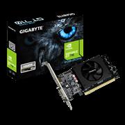 (1012639) Видеокарта Gigabyte PCI-E GV-N710D5-2GL NV GT710 2048Mb 64b GDDR5 954/5010 DVIx1/HDMIx1/HDCP Ret low