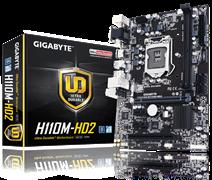 (1012657) Материнская плата Gigabyte GA-H110M-HD2 Soc-1151 Intel H110 2xDDR4 mATX AC`97 8ch(7.1) GbLAN+VGA+DVI+HDMI