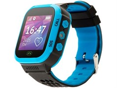 (1012706) Умные часы AIMOTO START BLUE 9900102 KNOPKA