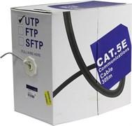 (1012743) Кабель UT5710-305A UTP / STRANDED / 5E / CCA / PVC / 305M