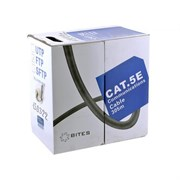 (1012744) Кабель FS5400-305S FTP / SOLID / 5E / CCA+CCS / PVC / 305M