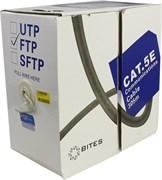(1012740) Кабель 5bites FS5505-305A FTP / SOLID / 5E / 24AWG / CCA/ PVC / 305M