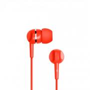 (1012730) Стереогарнитура Deppa Prime Line, красный, Prime Line