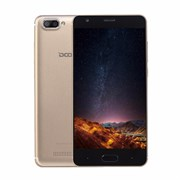(1012727) Смартфон Doogee Doogee X20 Gold, 5'' 1280x720, 1.3GHz, 4 Core, 1GB RAM, 16GB, up to 64GB flash, 5Mpix/2Mpix, 2 Sim, 2G, 3G, BT, Wi-Fi, GPS, Micro-USB, 2600mAh, Android 7.0, 175g, 145x72x9.7, Две основных камеры