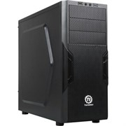 (1003098) Корпус Thermaltake H22 Versa CA-1B3-00M1NN-00 черный w/o PSU ATX SECC 1*120mm fan USB2.0 USB3.0 audi