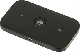 (1012761) Модем 2G/3G/4G Huawei E5573Cs-322 USB Wi-Fi Firewall +Router внешний черный
