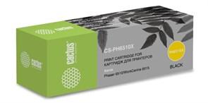 (1012770) Тонер Картридж Cactus 106R03488 CS-PH6510X черный (5500стр.) для Xerox Phaser 6510/WC6515