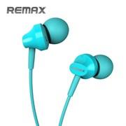 (1012784) Наушники с микрофоном REMAX RM-501 (blue)