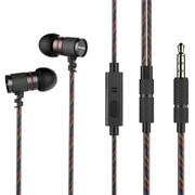 (1012771) Наушники Awei ES-660i (black) с микрофоном