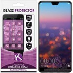 (1012796) Стекло защитное Krutoff Group 0.26mm для Huawei P20 lite