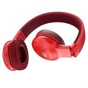 (1012813) Наушники JBL Наушники беспроводные E45BT, 32 Ом, красные (JBLE45BTRED)