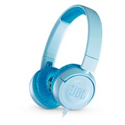 (1012819) Наушники JBL Наушники накладные R 300, 32 Ом, синий (детские (ограничение громкости)) (JBLJR300BLU)