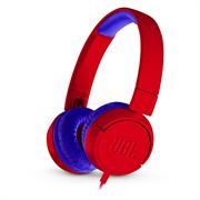 (1012823) Наушники JBL Наушники накладные R 300, 32 Ом, красные детские (ограничение громкости) (JBLJR300RED)