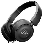 (1012834) Наушники JBL Наушники накладныеT450, 32 Ом, черные (JBLT450BLK)