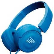 (1012835) Наушники JBL Наушники накладные T450, 32 Ом, синий (JBLT450BLU)