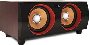 (1012842) Акустическая система 2.0 CBR CMS 599, Wooden, 2x3 W, USB, CMS 599
