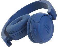 (1012893) Наушники JBL Наушники беспроводные T450BT, 32 Ом, синий