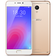 (1012877) Смартфон MEIZU M6 Gold, 5.2'' 1280x720, 1.0GHz+1.5GHz, 8 Core, 2GB RAM, 16GB, up to 128GB flash, 13Mpix/8Mpix, 2 Sim, 2G, 3G, LTE, BT, Wi-Fi, GPS, Glonass, 3070mAh, 143g, 148.2x72.8x8.3
