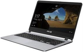 """(1012987) Ноутбук Asus X507UA-BQ040 Core i3 6006U, 4Gb, 1Tb, Intel HD Graphics 520, 15.6"""", FHD (1920x1080), Endless, grey, WiFi, BT, Cam"""