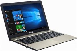 "(1012986) Ноутбук Asus R541NA-GQ418T Celeron N3350, 4Gb, 500Gb, Intel HD Graphics 500, 15.6"", HD (1366x768), Windows 10, black, WiFi, BT, Cam"