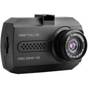 (1013062) Видеорегистратор Digma FreeDrive 105 черный 1.3Mpix 1080x1920 1080p 140гр. NTK96220